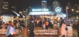Brand's Laira Cellar Door @ Night Noodle Markets